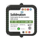 Interruptor Solidmation Wifi Domotica Control Luces Celular