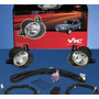 Kit Faros Antinieblas Vw Gol Power (desde 2006) - Vic
