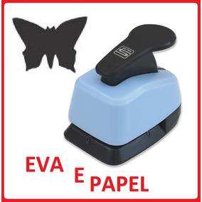 Cortador Eva E Papel Scrapbook - Borboleta 1,6cm 16mm