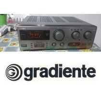 Quadro 20x30+ Foto Digital Receiver Gradiente Avr-5.0.
