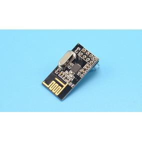 Modulos De Radio Frecuencia Nrf24l01 + 2.4ghz. Arduino