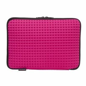 Case Bolsa Goldentec Rosa P/ Notebook Até 14