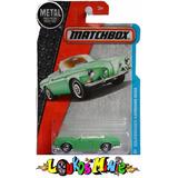 Matchbox Vw Karmann Ghia Conversível Verde Lacrado 1:64