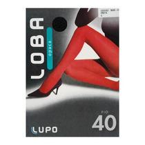 Meia-calça Fio 40 Lupo 5830-01 - Preto G