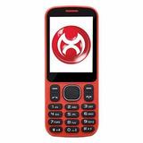 Celular Mox M330 Dual 2.4 Vermelho