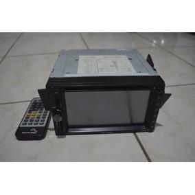 Central Multimidia Multilaser Class Tv - Tela Não Funciona