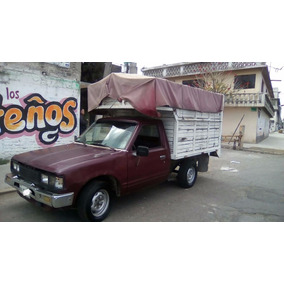 Nissan Pick Up Estaquitas Redilas Datsun