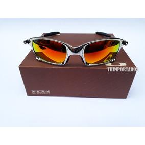 Oculos Penny (raridade) De Sol Oakley Juliet - Óculos no Mercado ... 742885ed77