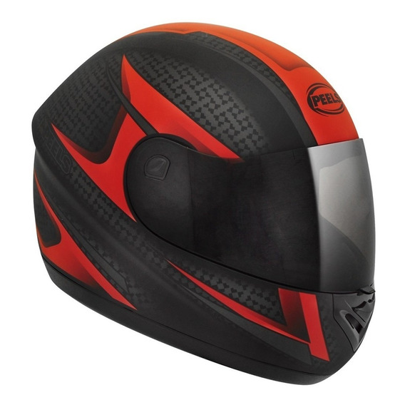 Casco Moto Integral Peels Simple Visor Spike Storm