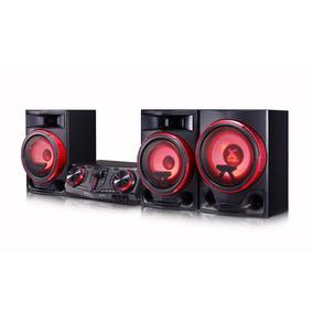 Mini System Lg X Boom Bluetooth Usb Cd Player Cj88 2250w