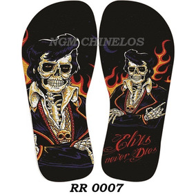 Chinelo Rock And Roll Rr0007