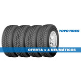 4 Neumaticos Toyo Tires Open Country At 215/75 R15 100s