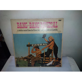 Lp Bang-bang A Italiana Músical 1982 Ja 47