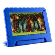 Tablet Multilaser Infantil Kidpad Go 7 Polegadas Azul Nb302