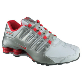 Tênis Feminino Wmns Nike Shox Nz 636088-025   Katy Calçados