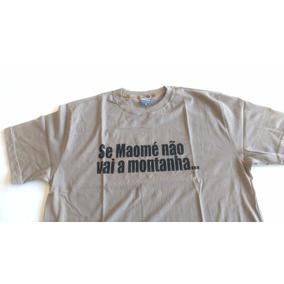 Camiseta Camisa Jeep 4x4 Of-road 9 - Bege