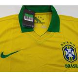 Camisa Polo Seleção Brasileira 2018 S/n° - Torcedor Nike