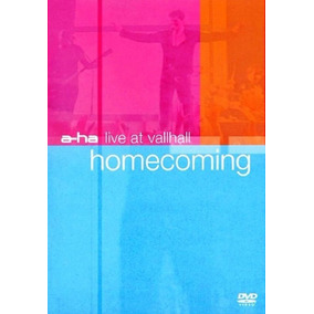 A-ha Homecoming Live At Vallhall - Dvd Rock