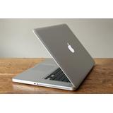 Macbook Pro Core I5 2.5ghz, 4gb, 500gb, 13.3