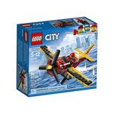 Lego City - Avião De Corrida - 89 Peças
