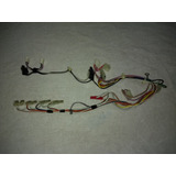 Kit Cables Para Tarjetas Control Y Motor Lavadora Whirlpool