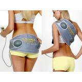 Faja Termica Vibradora Velform Sauna Massage - Distrivmx