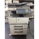 Fotocopiadora Conectable Multifuncion Minolta Bizhub 250 Ful