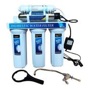 Filtro De Agua Alcalinizador Ultravioleta Uv 5 Etapas