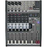 Phonic Am1204 Fx Mixer 4 Mic 2 Stereo Con Efectos Y Phantom