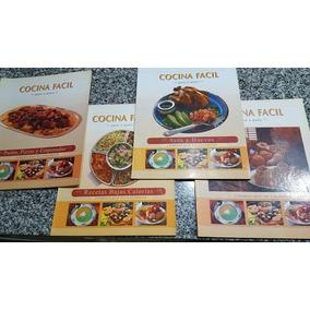 Revista Cocina Fácil Paso A Paso. En Temperley!!!
