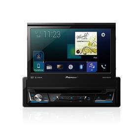 Dvd Player Automotivo Pioneer Retrátil Avh-z7080 Tv - Tela
