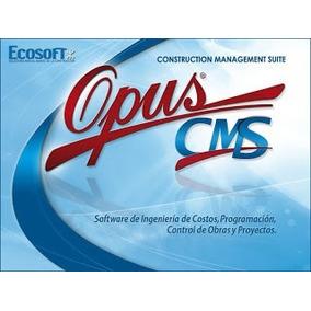 Matrices Opus-- Cea, Sct, Obra Civil Gral,casa Habitacion