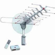 Antena Sonett Tv Control Remoto Rotación 360 Vhf Uhf Sna893t