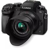 Câmera Panasonic Lumix G Dmc G7k 4k Lente 14-42mm + Maleta
