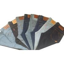 Calça Jeans Tradicional Ellus/ Levi