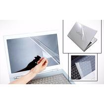 Kit Protector Pantalla Teclado Cubierta Laptop 15.6 Pulgadas