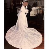 Hermoso Vestido De Matrimonio (vestido De Novia Mundonovia)
