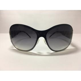Óculos De Sol Feminino Máscara Tigrado Lateral - Via Lorran