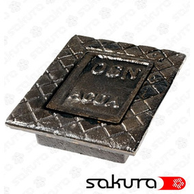 Caja Vereda 11 X 9 Cm Hierro Fundido