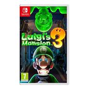 Luigi's Mansion 3 Juego Nintendo Switch Local Al Publico