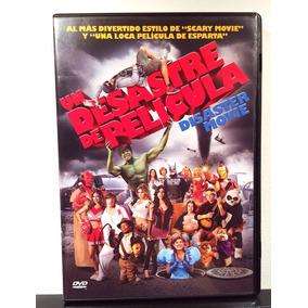 Un Desastre De Pelicula (dvd) Nuevo Y Original