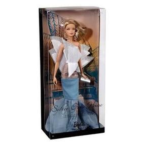 Barbie Coleccionable Sidney Vestido De Diseñador Juguete