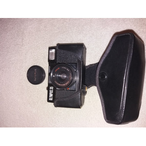 Máquina Fotográfica Olympus 35 C/capa.func