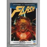 Hq Flash # 4 Universo Dc Renascimento Panini Comics