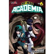 My Hero Academia Boku No Hero Manga Ivrea Varios Tomos