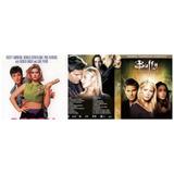 Buffy - A Caça-vampiros - 3ª Temporada + Filme- Frete Grátis