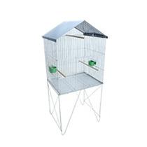 Viveiro Para Calopsita E Outros Pássaros Aves P 46x38x29cm