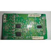 Tarjeta Cid Kxtd193, Para Kxtd1232 Identificador De Llamada
