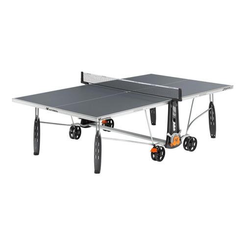 Mesa de ping pong Cornilleau 250 S Crossover gris