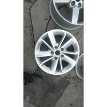 Renault Fluence 17 5-114 Aluminio, Mercado Pagó